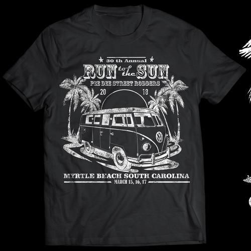 01704445 Classic Car Show T-shirt | T-shirt contest