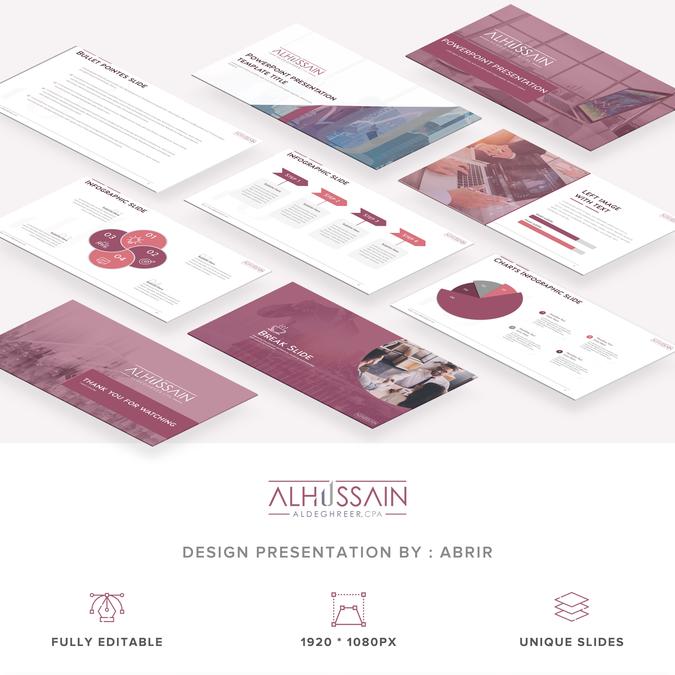 Design gagnant de ABRIR