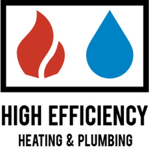 High Efficiency Plumbing & Heating needs a new logo | Logo design ...