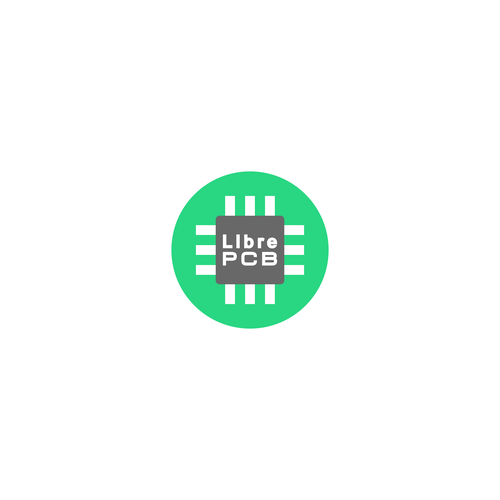 Icon for LibrePCB, a new OpenSource PCB Design Software | Icon or