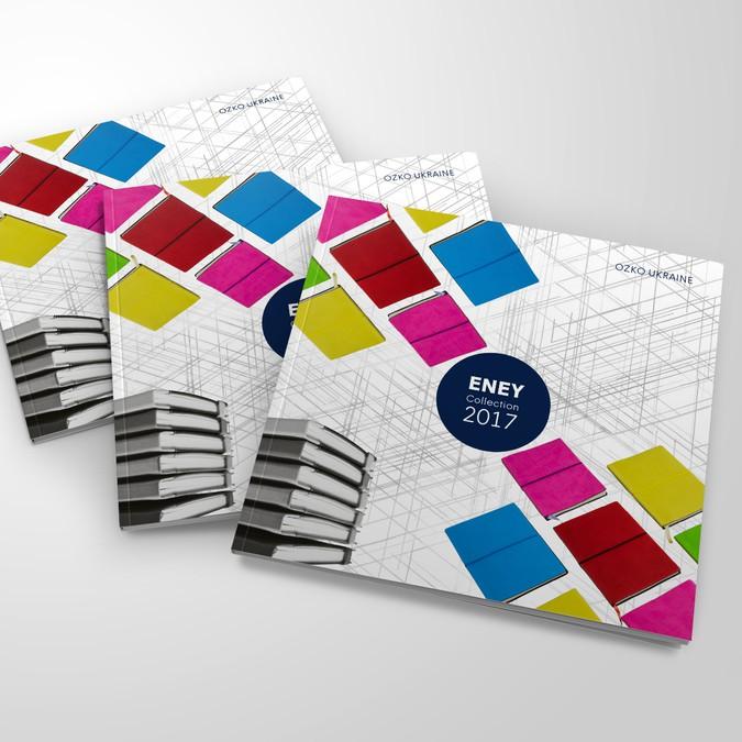 Design vencedor por Spike Spiegel