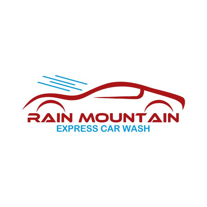 Develop A Logo For An Express Car Wash Be Creative Considering