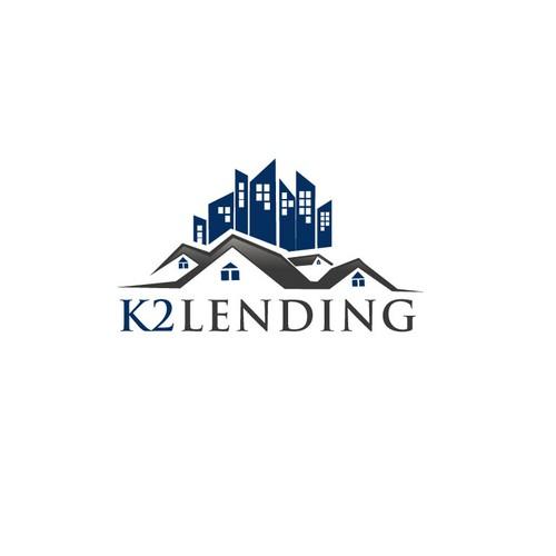 Wanted fresh new logo for K2 lending | Logo design contest - photo#42