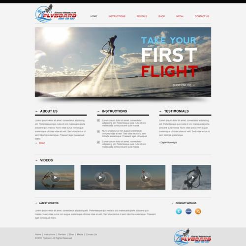 Runner-up design by digital-moonlight