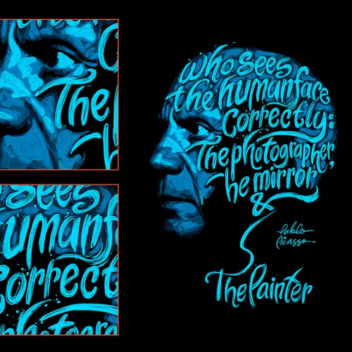 Community Contest | Illustrate your favorite creative quote (multiple winners!) Design by ANDREAS STUDIO