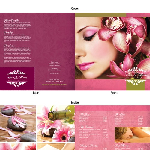 Runner-up design by Cornia Design