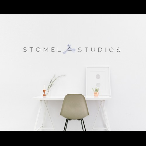 classy chair logo design. Runner up design by themetamy studio  Classy clean and cute logo Logo contest