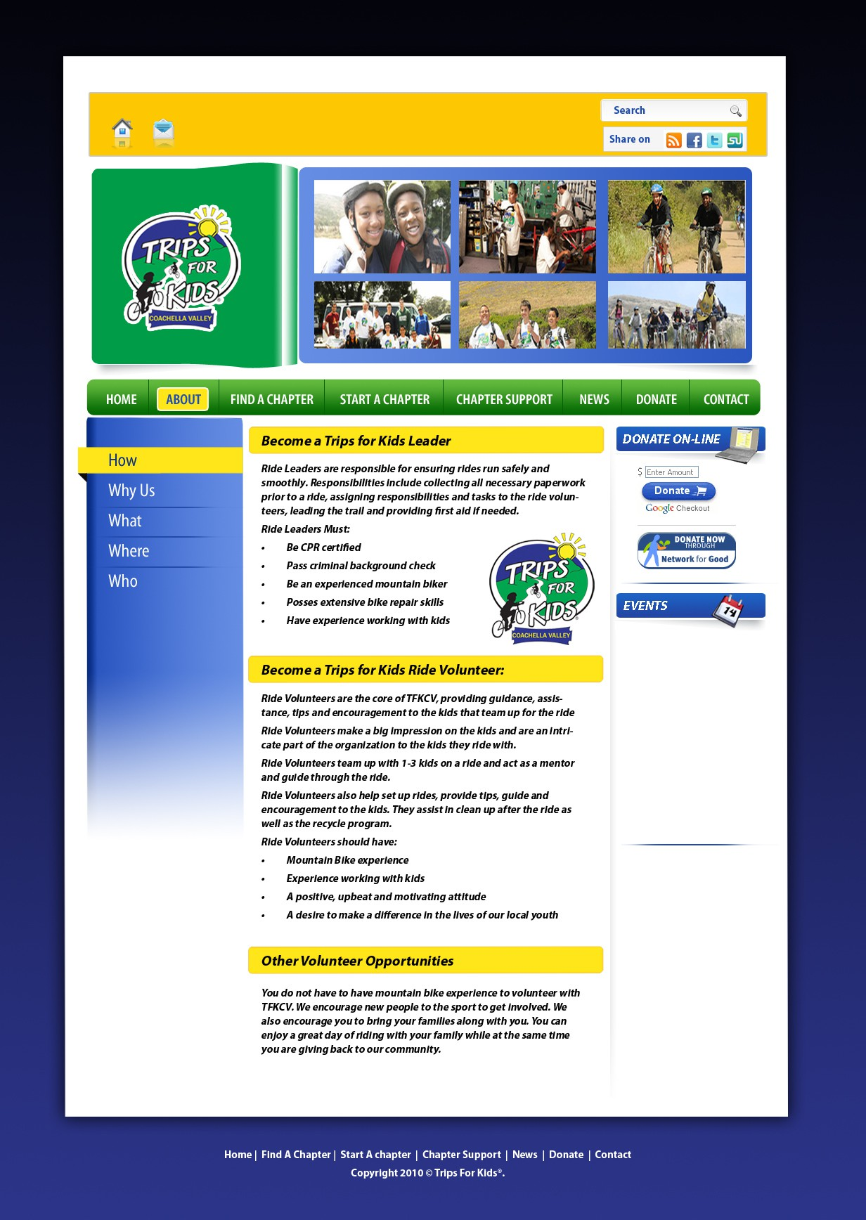 Web Page Design by create-own