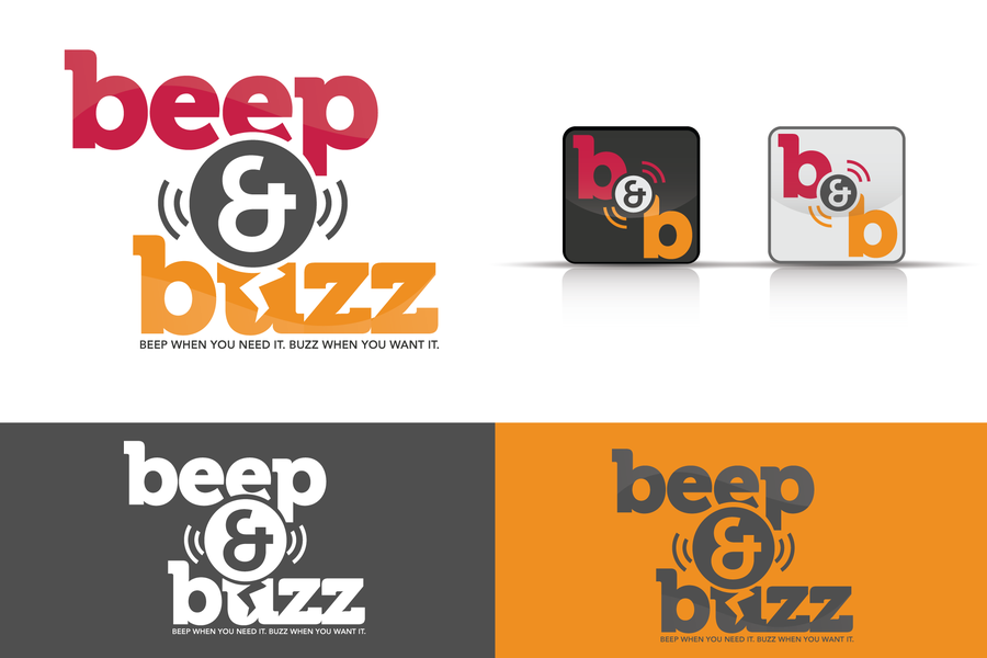 Help Beep & Buzz -- a location-based social networking app