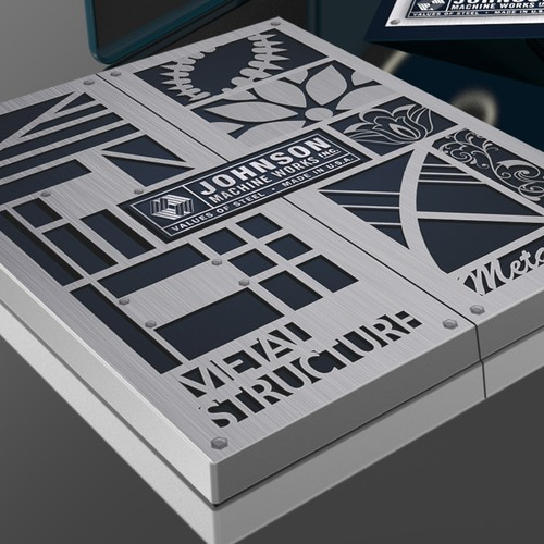 Runner-up design by Matthew Boobyer