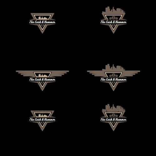 Runner-up design by Alex Paul