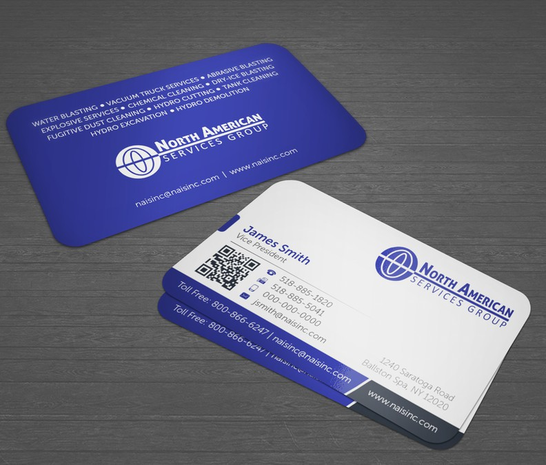 Industrial cleaning is our game help make us standout for Game designer business cards