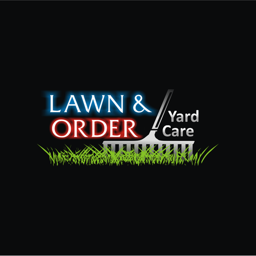 Humour Memorable Need Logo For Lawn Order Yard