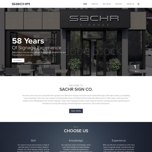 Diseño finalista de Sai Design