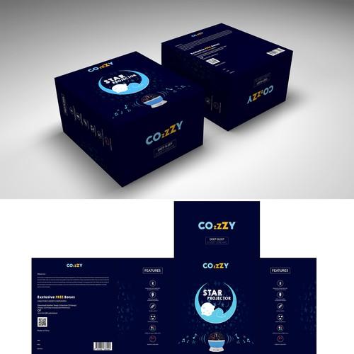 Diseño finalista de Storm Brand