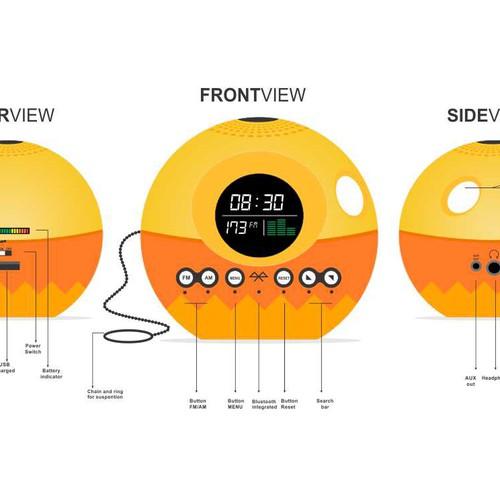 Diseño finalista de Yellow78