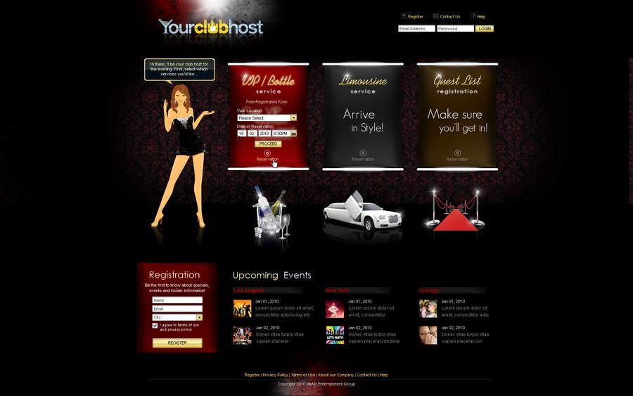 Design vencedor por iSergio
