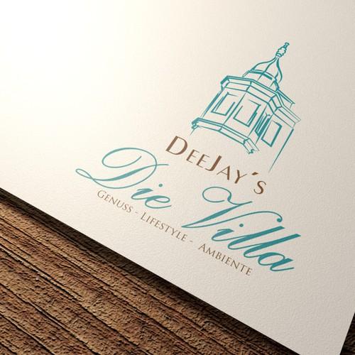 Runner-up design by DELTA R DESIGNS