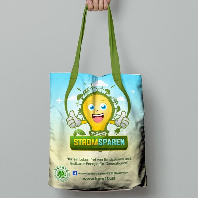 Winning design by In Sha Allah