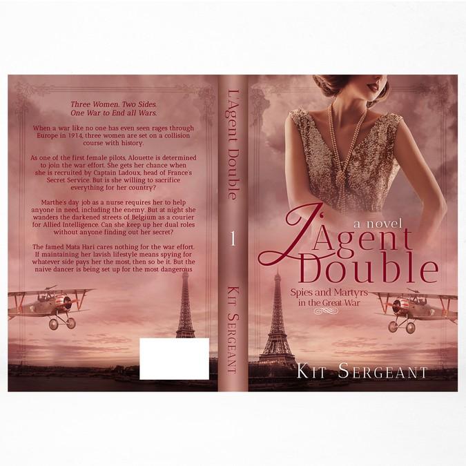 Winning design by Dee Dee Book Covers