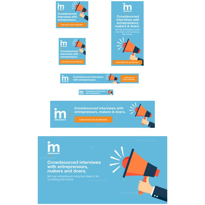 Gewinner-Design von Web Helper