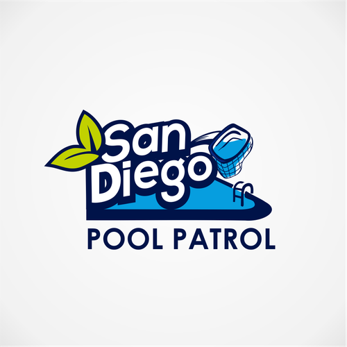 Pool time logo design contest for Pool design logo