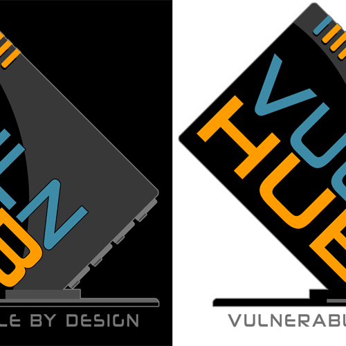 Help VulnHub with a New Logo Design by Douglas Berdeaux