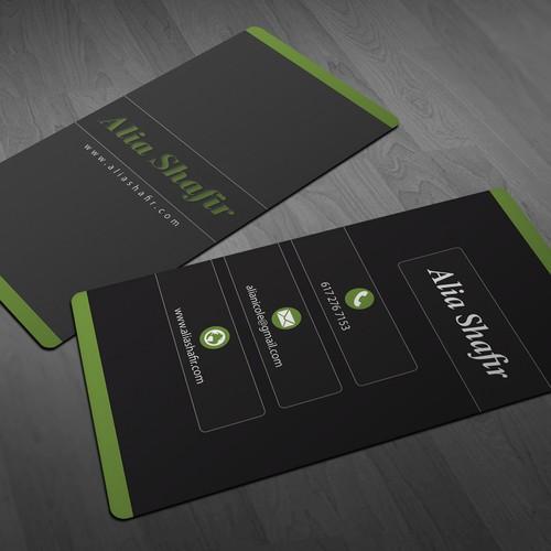 Diseño finalista de Miraz Designs