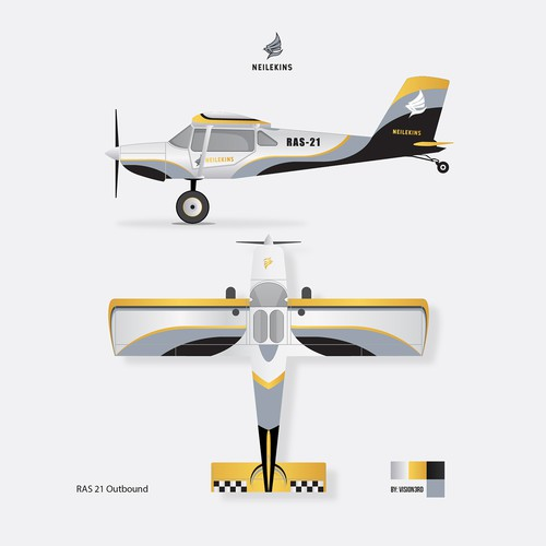 Diseño finalista de VisioN3RD