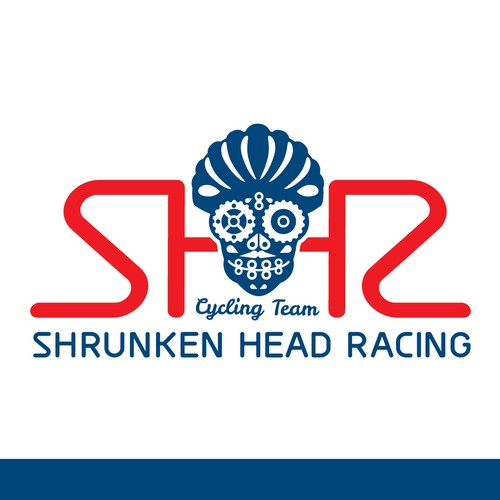 Shrunken Head Bike Racing Team Needs A Logo Logo Design Contest 99designs