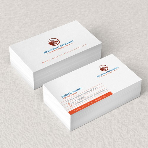 Ceo business card business card contest entries from this contest colourmoves Choice Image