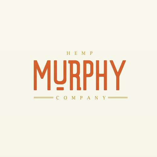 Tiny Home Designs: Murphy Hemp Company - Retail Store Logo