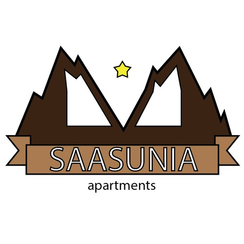 Swiss Valley Apartments: Logo For Apartments In The Swiss Alps