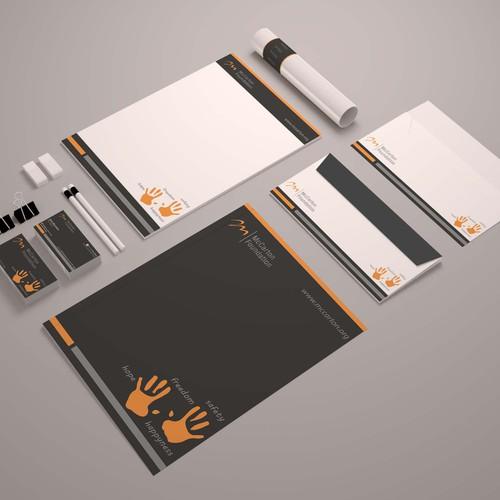 Runner-up design by fhevan