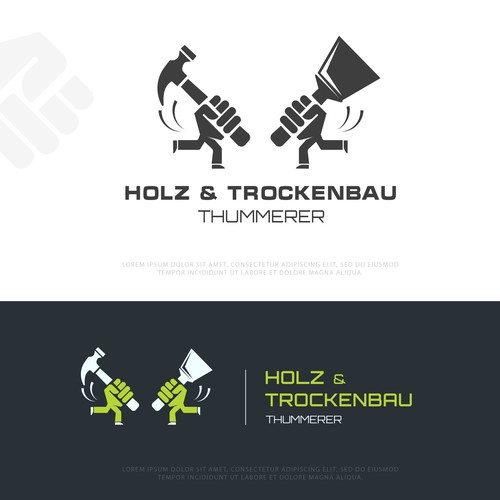Runner-up design by BlackH