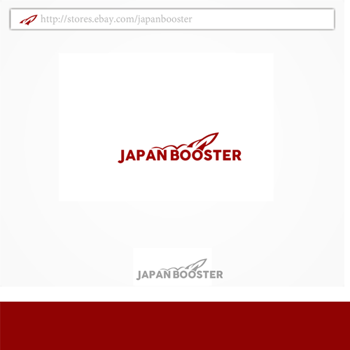 Japan Booster Needs A New Logo Attracts Worldwide Customers On Ebay Logo Design Contest 99designs