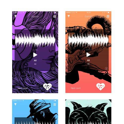 Ontwerp van finalist Raymond's designs