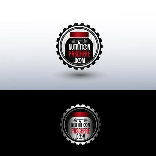 Runner-up design by dinastreet