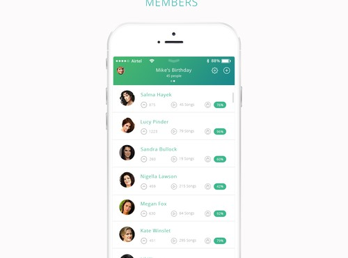 app design in  - 2