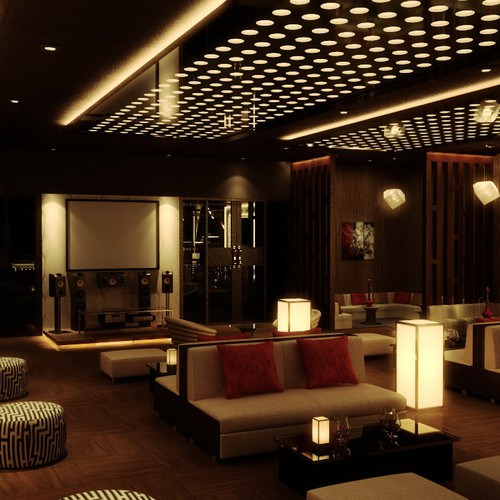 50+ Hookah Lounge Interior Design Ideas | Decor & Design ...