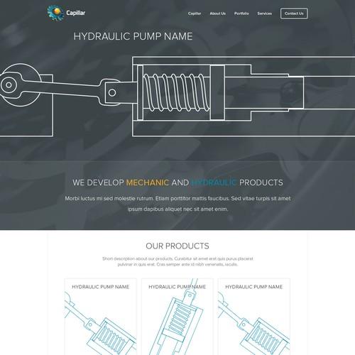 Design finalista por LiviuAMDI