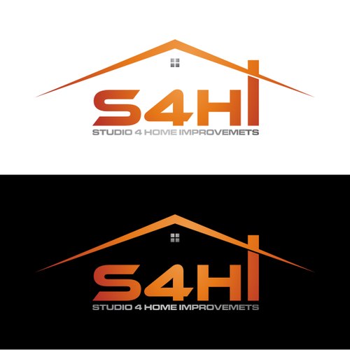 Home Improvement Design: Home Improvement Company Logo And Business Card Design