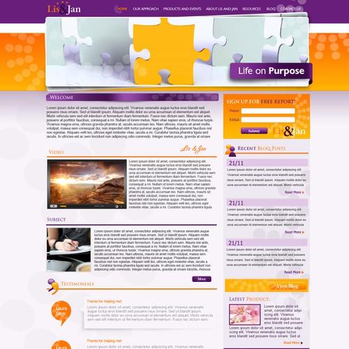 Design finalisti di Twebdesign