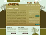 Web page design by BluGlu