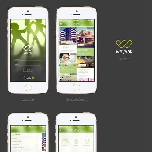 Runner-up design by YaseenArt