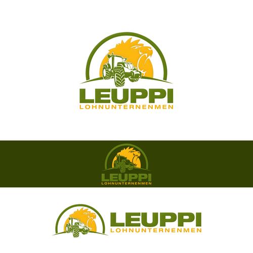 Modern Logo Design For Modern Farm