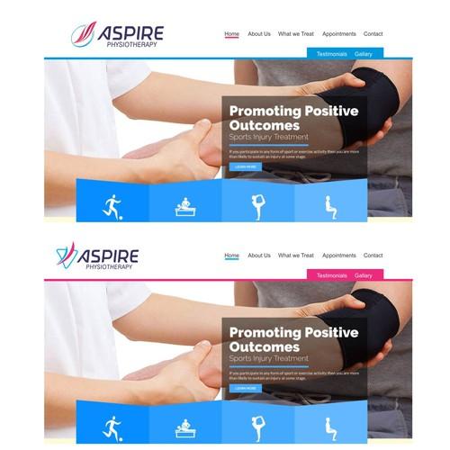 Runner-up design by AGNDesign
