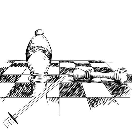 Runner-up design by J. Hartmann