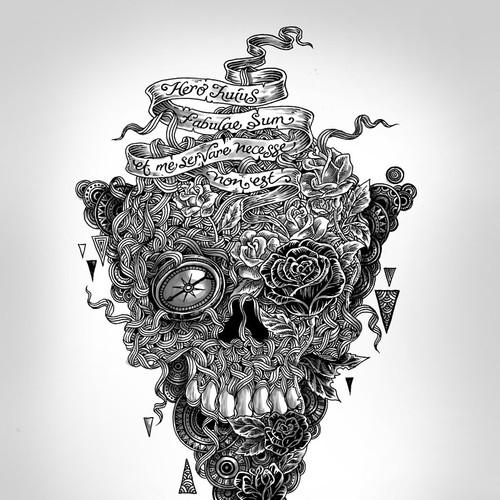Runner-up design by The Daydreamer Std