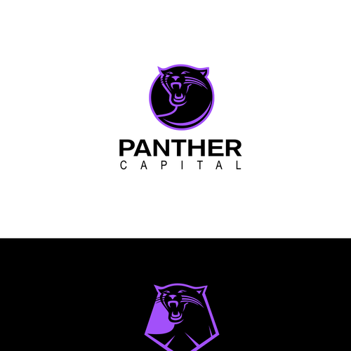 Panther logo logo design contest Logo design competitions